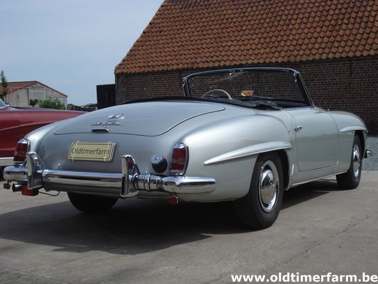 Mercedes-Benz 190 SL (1961)