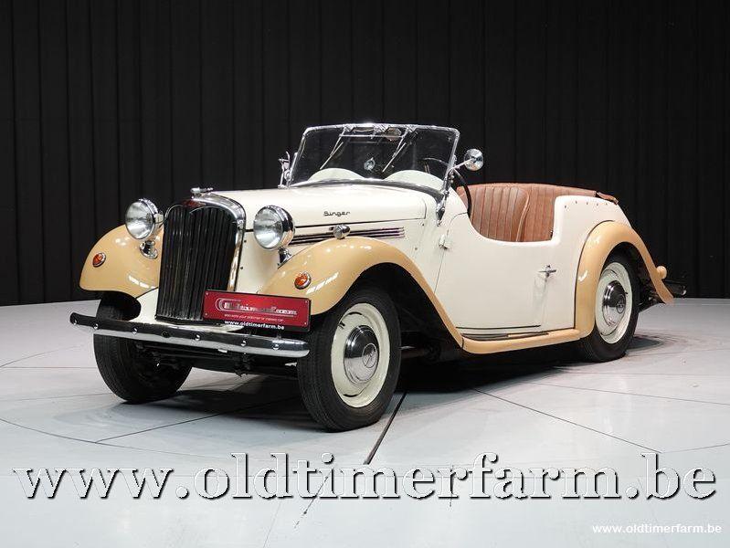 Singer 4 AD Cabriolet '51 (1951)