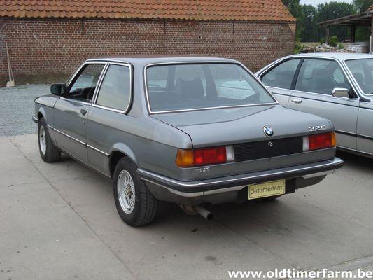 BMW 320 E21  (1980)
