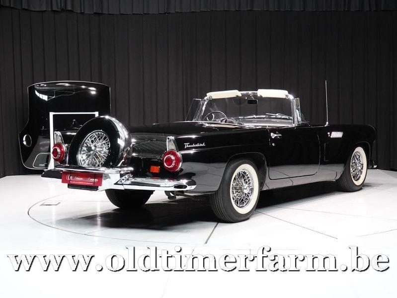 Ford Thunderbird + hardtop '56 (1956)
