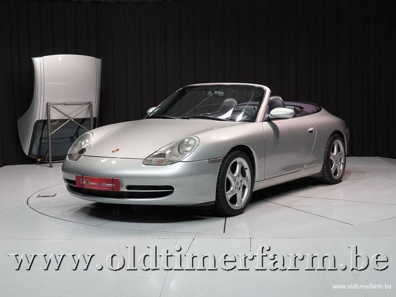 Porsche 996 C2 Cabriolet Grey 2000 (2000)