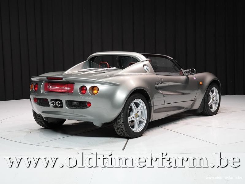 Lotus Elise S1 Metal Grey