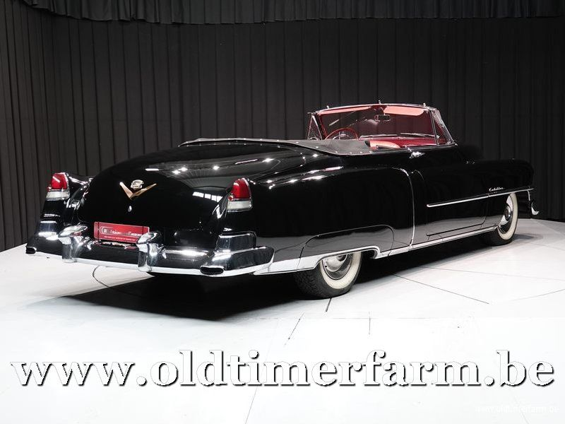Cadillac Serie 62 Convertible '52 (1952)