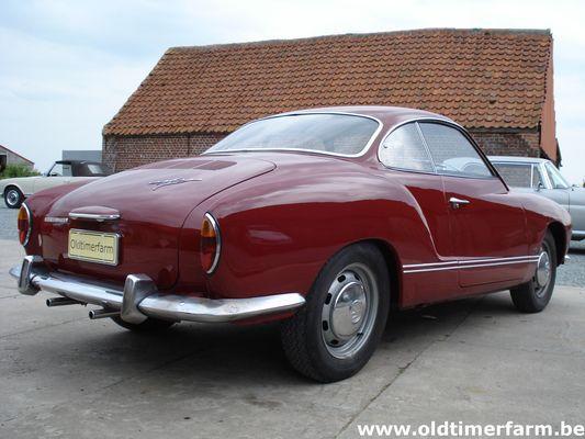 Volkswagen Karmann Ghia  (1967)