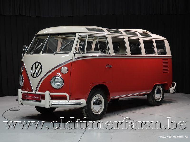 Volkswagen T1 Samba '65 (1965)