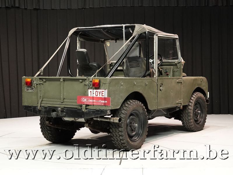 Land Rover Series V8