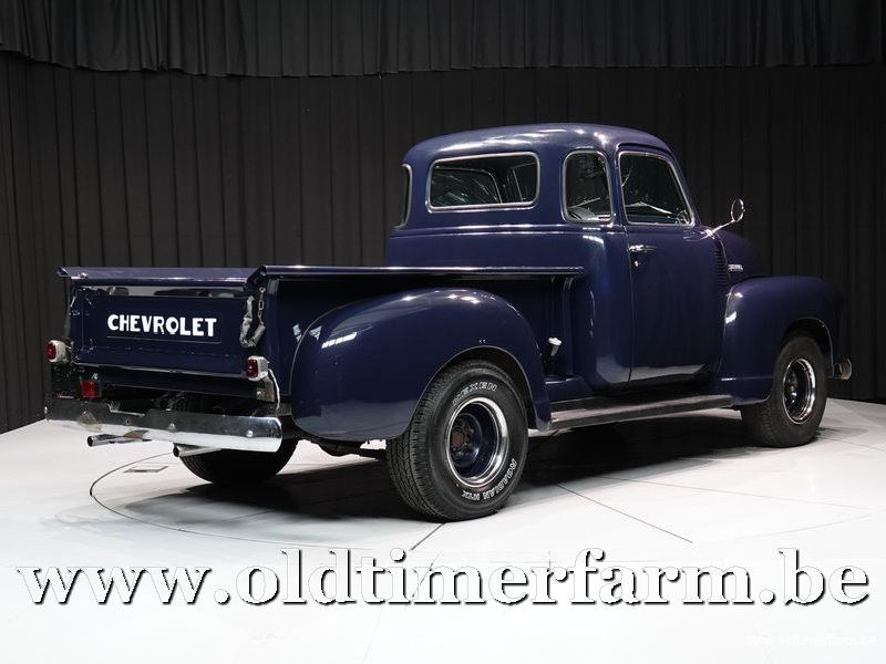 Chevrolet 3100 Deluxe 5 Window Pickup '48 (1948)