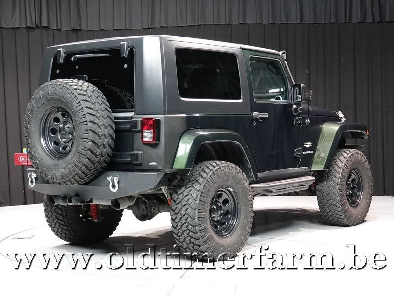 Jeep Wrangler 2010 (2010)