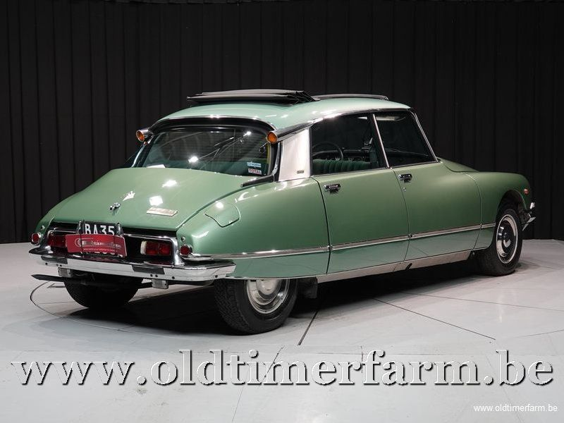 Citroën DS23ie Pallas airco