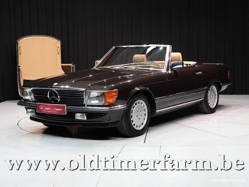 Mercedes-Benz 500SL R107 '87 (1987)