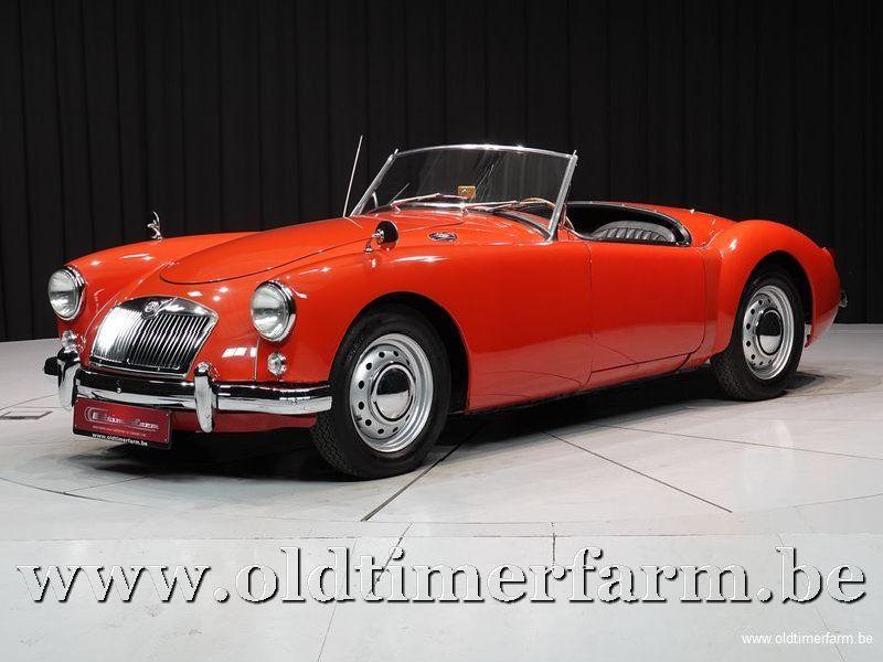 MG A 1600 '59 (1959)