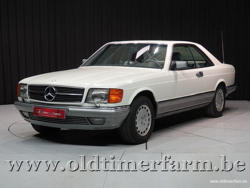 Mercedes-Benz 500SEC '83 (1983)