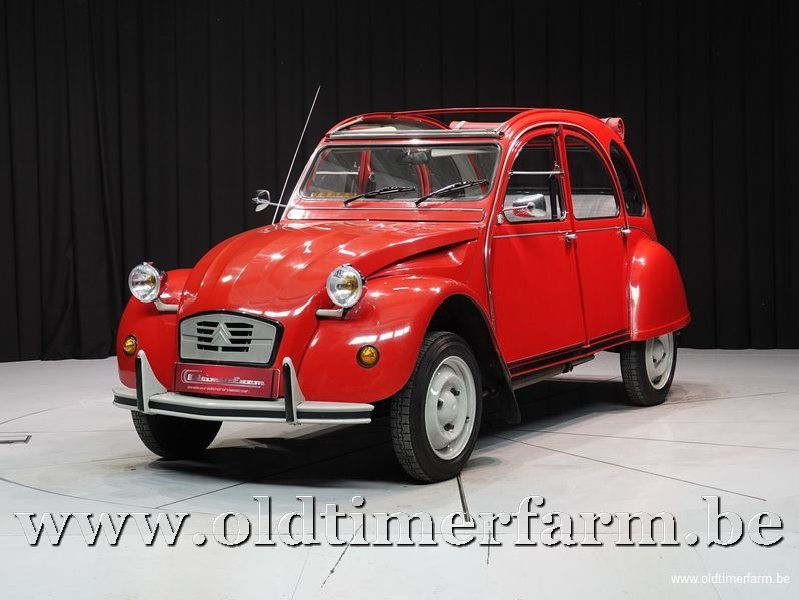Citroën 2CV Club