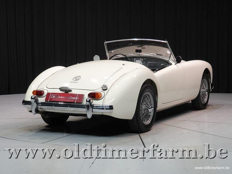 MG A 1600 MK II '62 (1962)