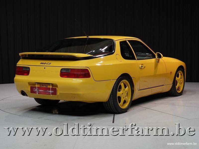 Porsche 968 Club Sport '94 (1994)