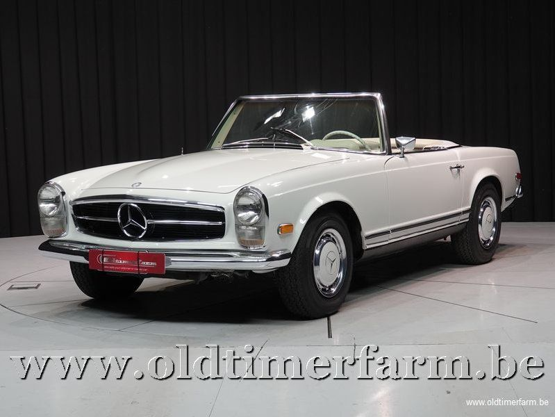 Mercedes-Benz 280SL Automatic '69 (1969)
