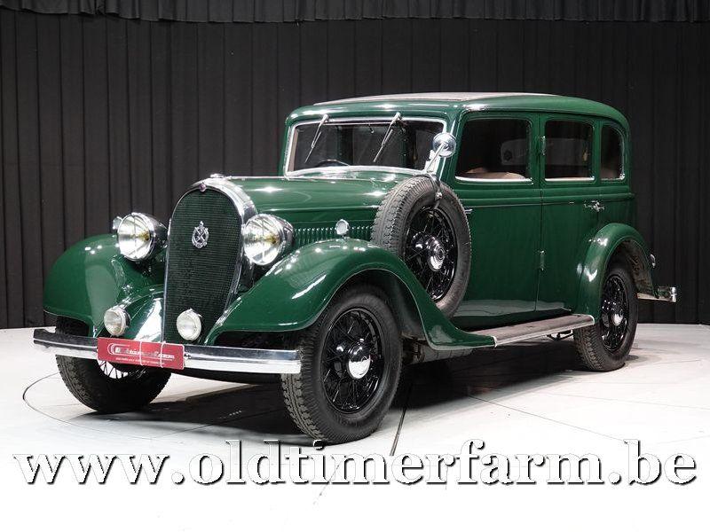 Hotchkiss 413 Vichy Limousine '35 (1935)