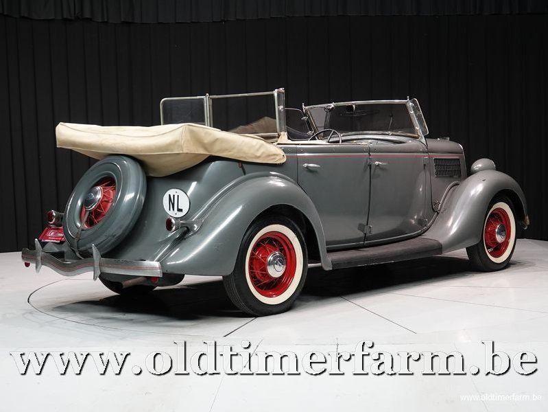 Ford 48 V8 4 door Phaeton '35 (1935)