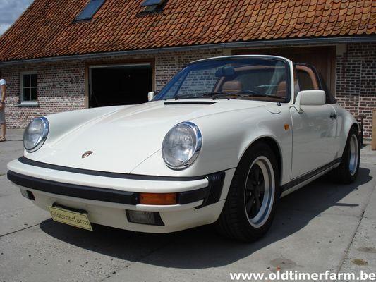 Porsche 911 Targa (1980)