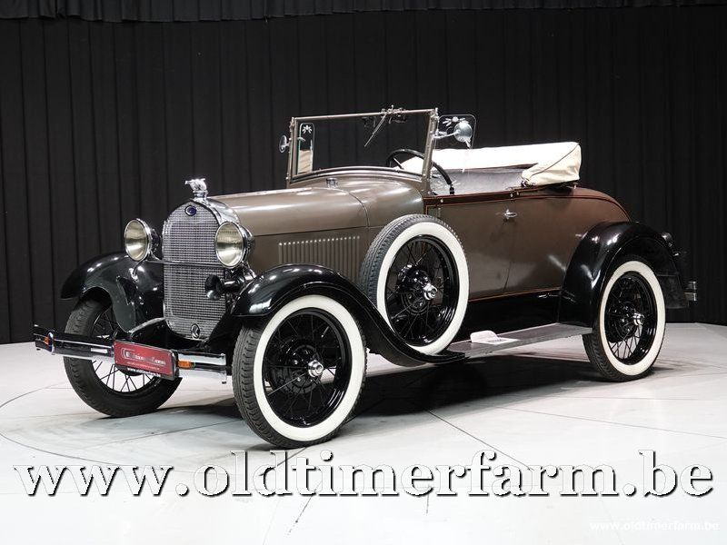 Ford Model A Roadster '29 (1929)