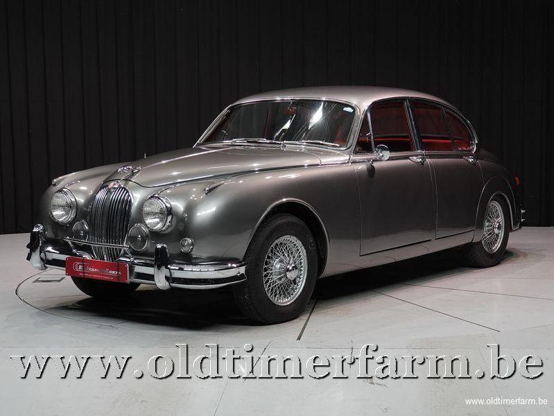 Jaguar MK II 3.8 Automatic '61 (1961)
