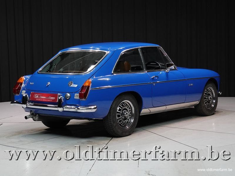 MG B GT V8 '76 (1976)