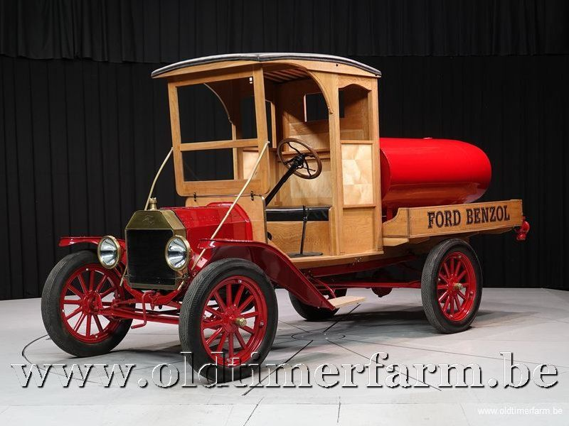 Ford  Model T '15 (1915)