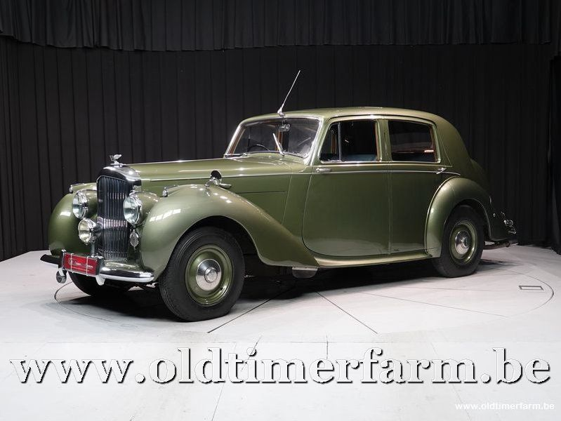 Bentley MK VI Sports Saloon