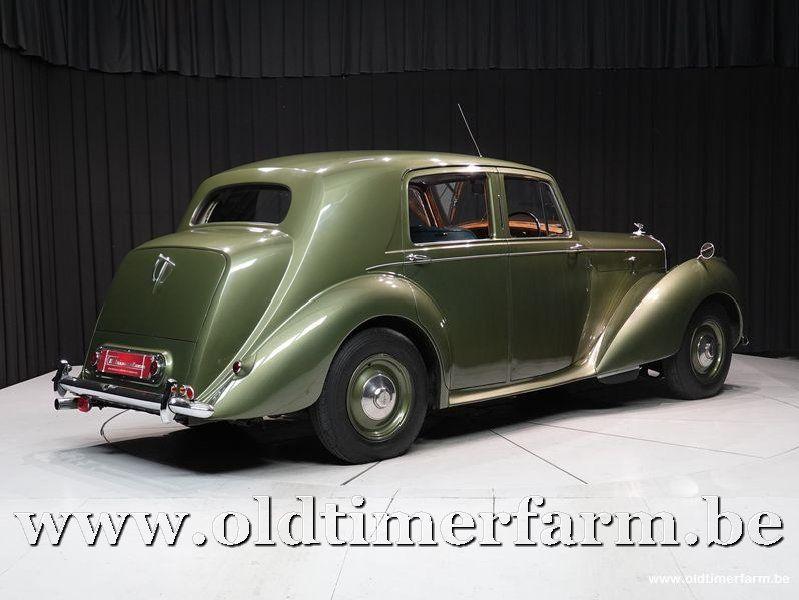 Bentley MK VI Sports Saloon