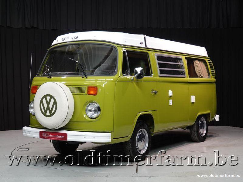 Volkswagen T2b Westfalia '76 (1976)