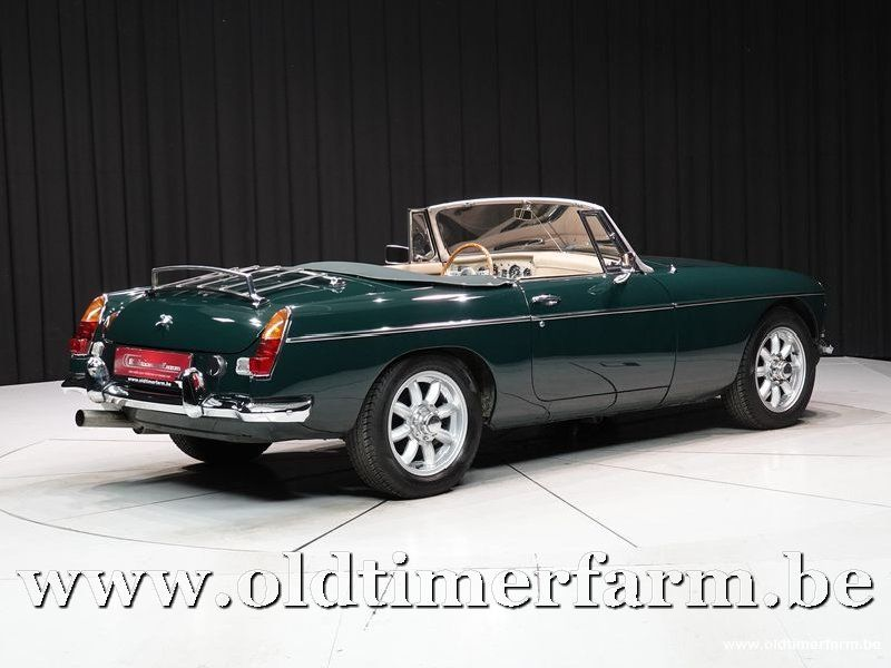 MG C Roadster + Overdrive '69 (1969)