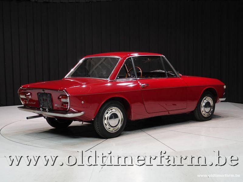 Lancia Fulvia Coupé Rallye 1300 '68 (1968)