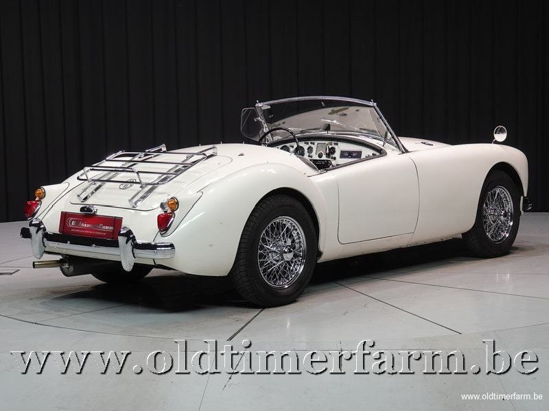 MG  A 1600 Roadster '61 (1961)