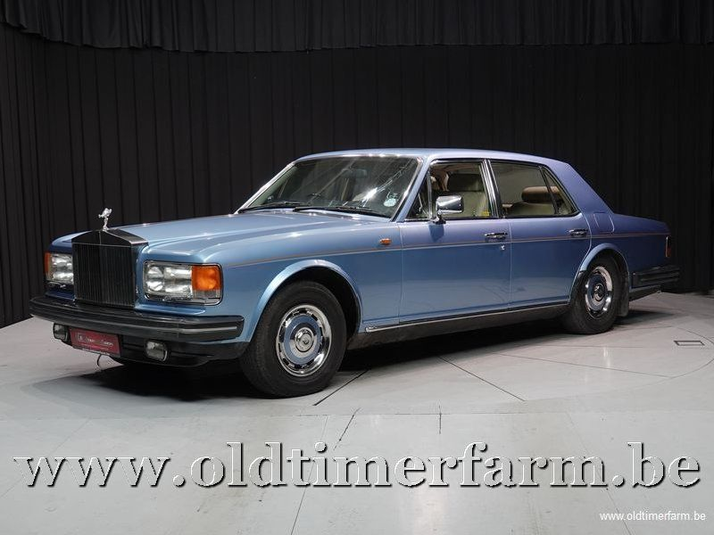 Rolls-Royce Silver Spirit '81 (1981)