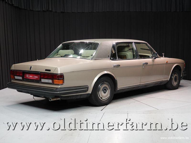 Rolls-Royce Silver Spur '87 (1987)