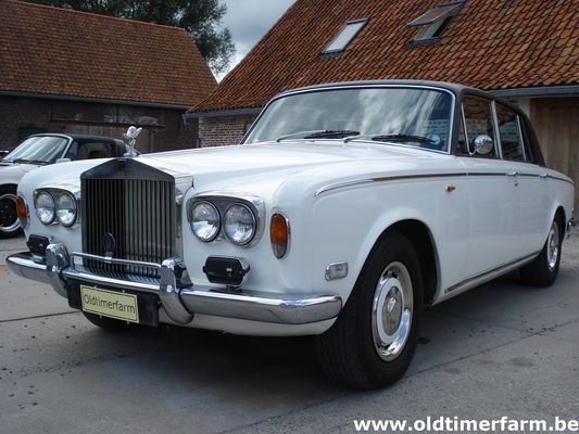 Rolls Royce Silver Shadow (1975)