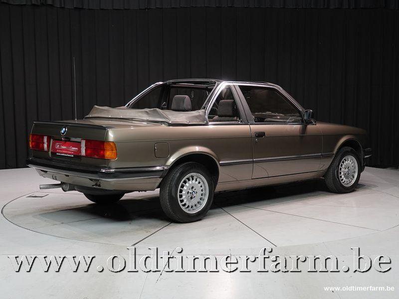 BMW 318iA Baur '84 (1984)