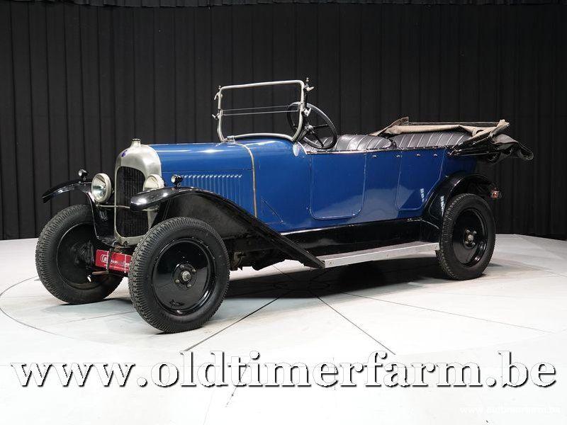 Citroën B2 Torpedo '20 (1920)