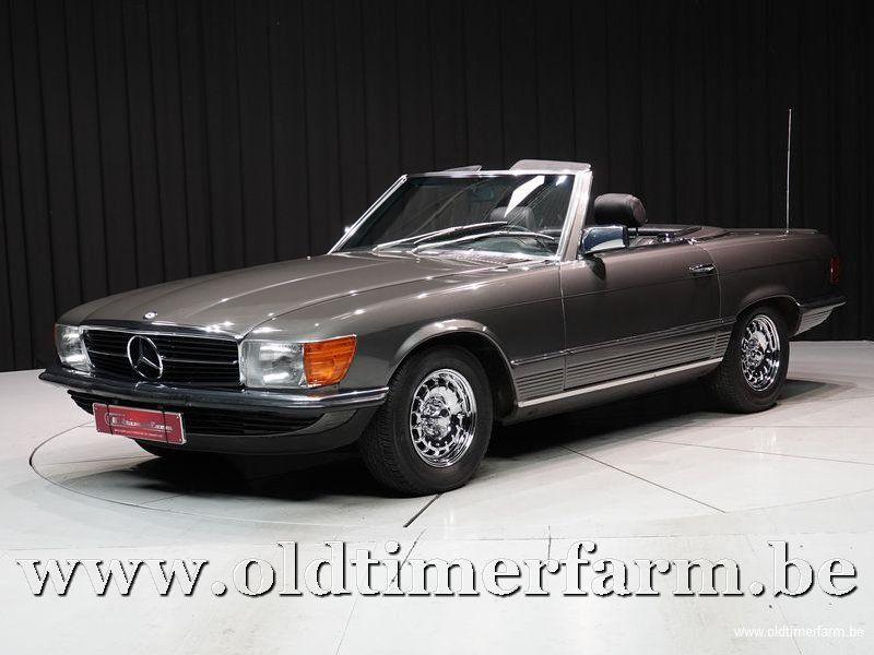Mercedes-Benz 500 SL R107 '84 (1984)