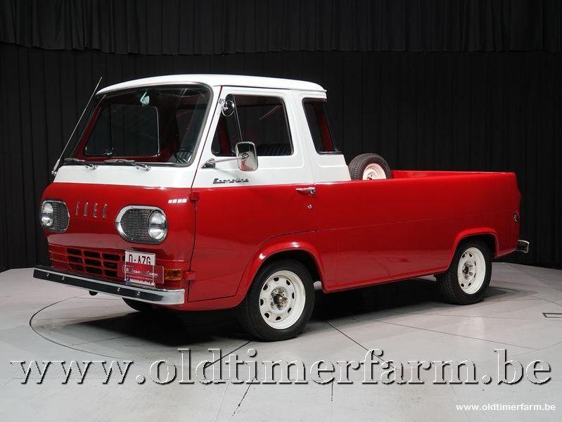 Ford Econoline E100