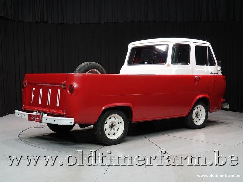 Ford Econoline E100 '63 (1963)