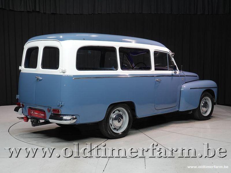 Volvo P210 Duett '67 (1967)
