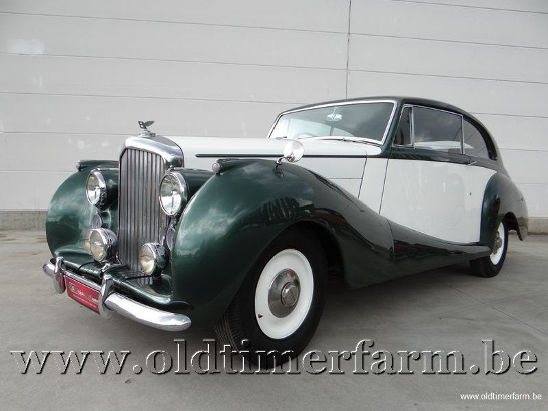 Bentley MK 6 James Young
