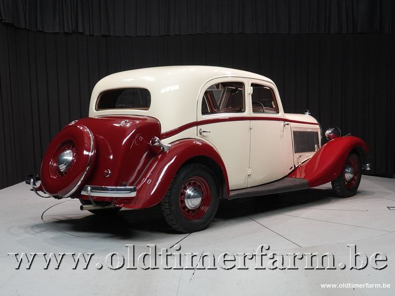 Talbot Suresnes T110 '34 (1934)