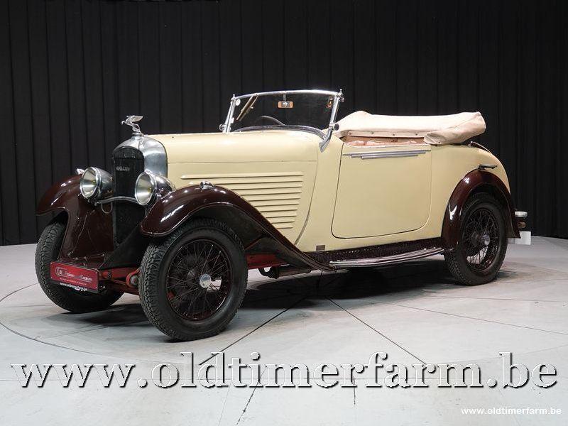 Amilcar M3 '32 (1932)