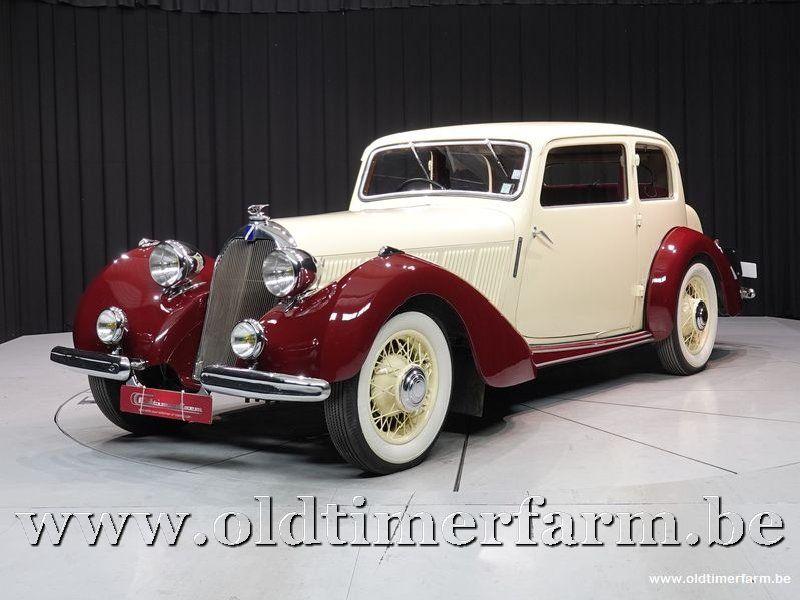 Talbot T15 beige '39 (1939)