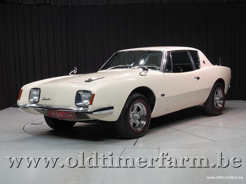 Studebaker Avanti R3 V8 '64 (1964)