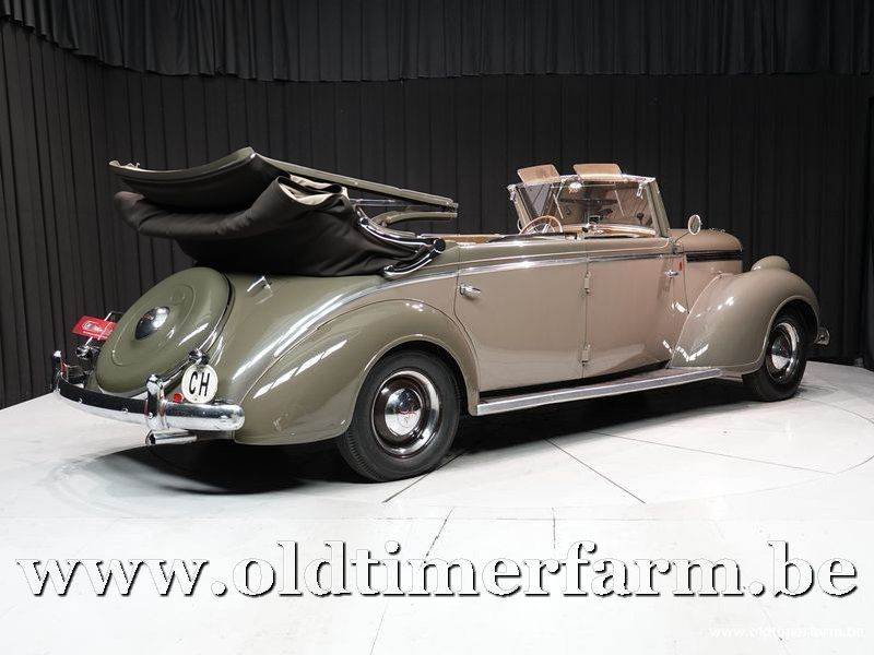 DeSoto Tusscher S5 Cabriolet '37 (1937)