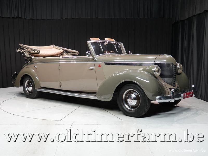 1937年 デソート S5 カブリオレ