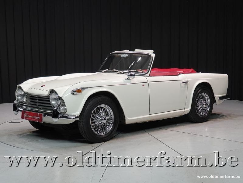 Triumph TR4 A '66 (1966)